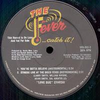 Love Bug Starski - You've Gotta Believe (Vinyl, 12'' 1983)(Fever Records)
