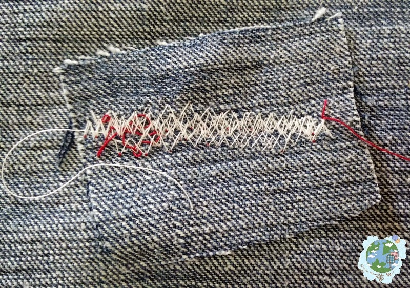 Fix It Friday Crazy Stitches Agy Textile Artist