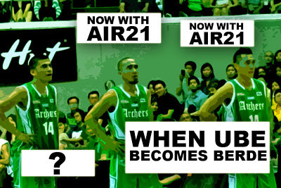 Loyalty Swap: When Ube becomes Berde