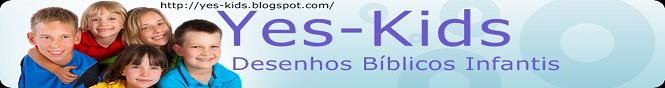 Yes-Kids Desenhos Bíblicos Infantis