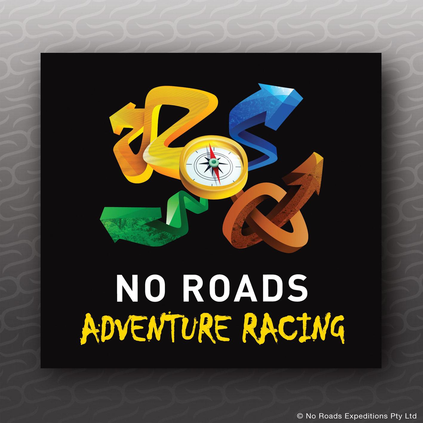 Adventure racing logo