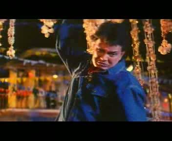 Mithun channels Dexter Morgan