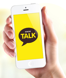 by use kakaotalk 20 messenger for well to