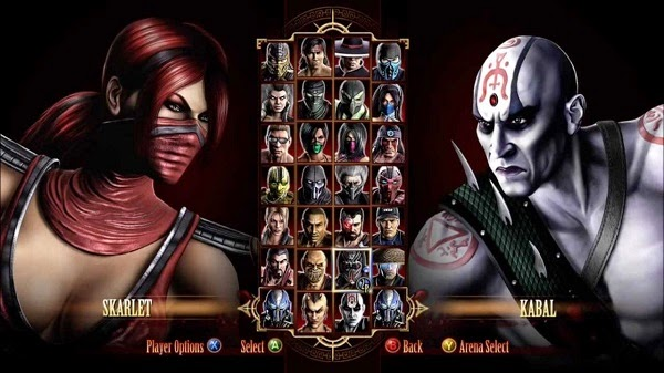 MORTAL COMBAT KOMPLETE EDITION FIGHTING GAME