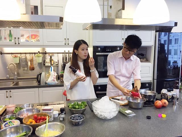 韓國清淨園紅醋Mocktail嚐味聚