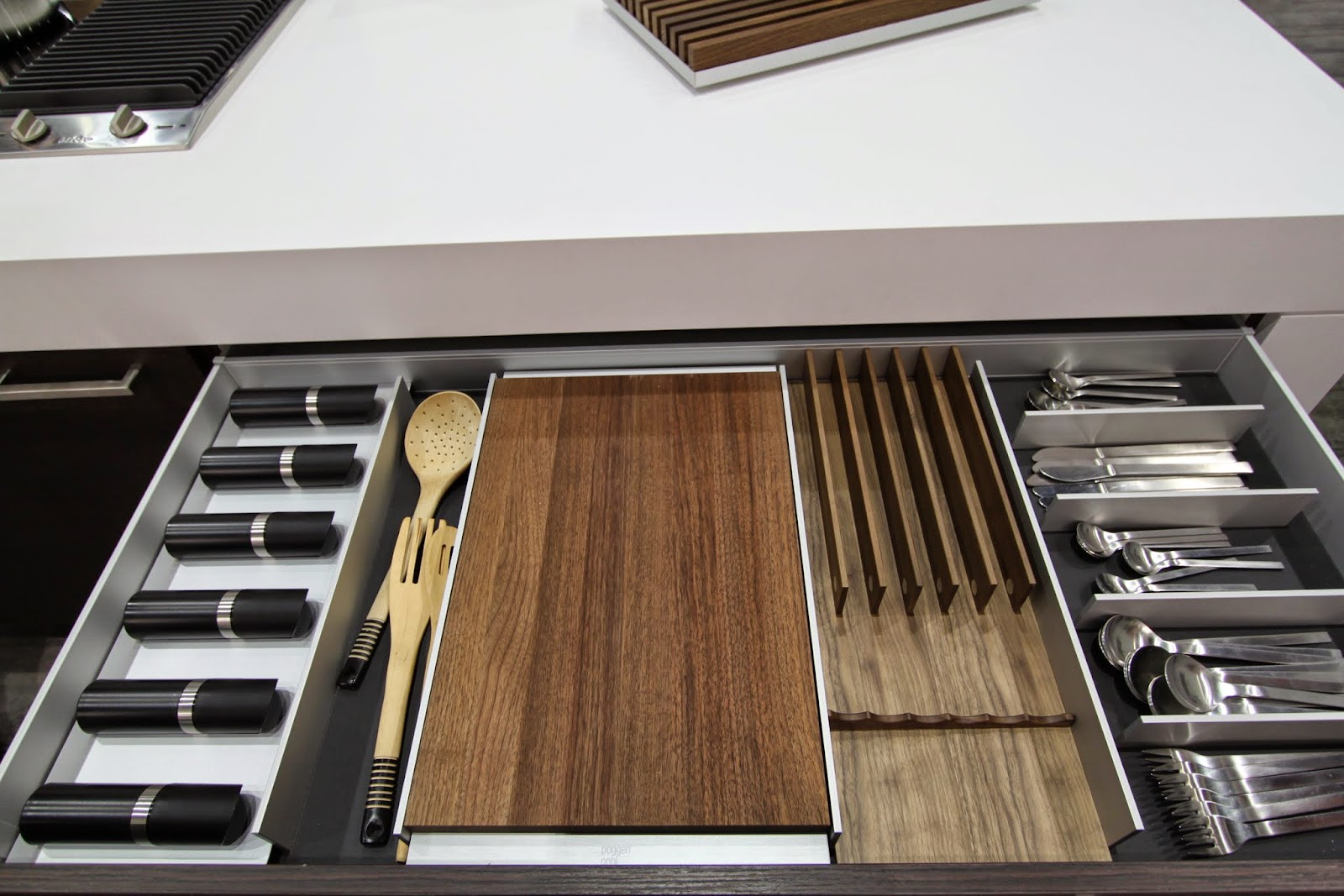 Dwell On Design 2013 Kitchens PoggenPohl