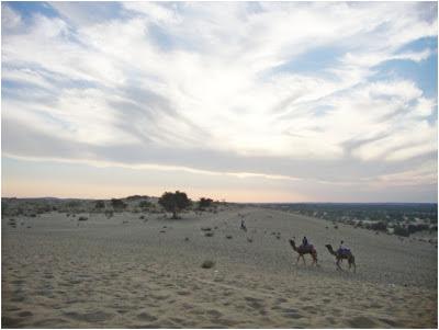 Rajasthan desert photos, Thar desert