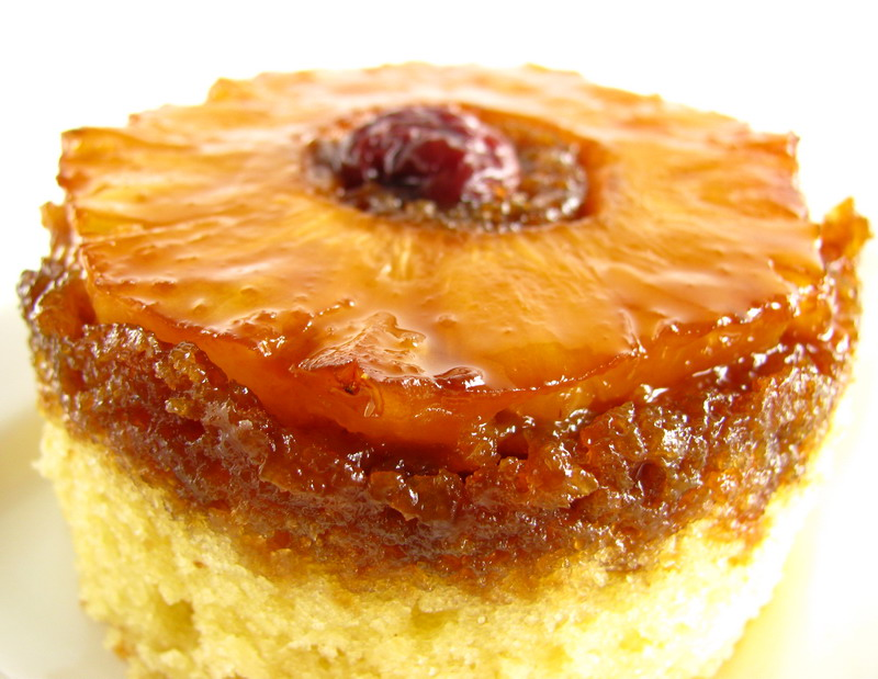 mushitza: Pineapple Upside Down Cake