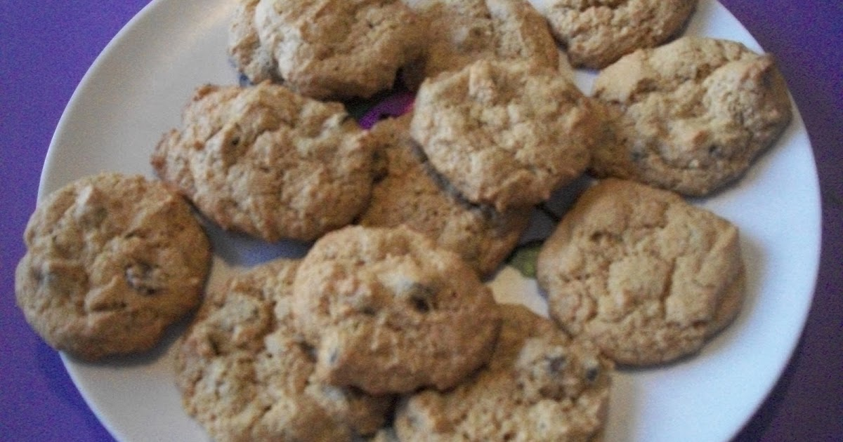 Mom Knows Best : Low Fat Chocolate Chip Cookies
