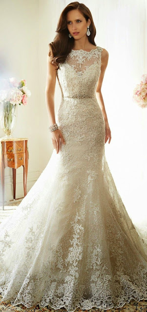 This gorgeous collection of wedding dresses is what I call bridal perfection