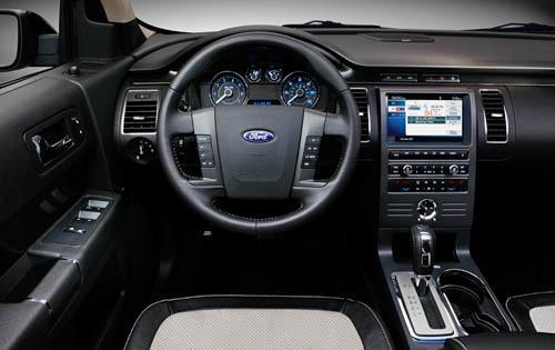 Ford Flex Titanium. 2011 Ford Flex Titanium