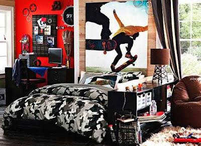 Bedroom-Design-Kids-Room-Man 3