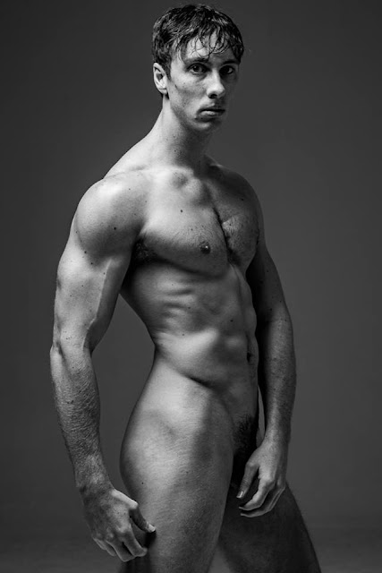 Picture About Male Model  Michael Harper to Stunning Men