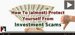 How To (almost) Protect Yourself From Investment Scams