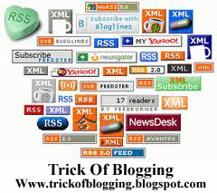 How Add RSS  And Live Traffic Feed For More Visitors On Blogger Blogspot