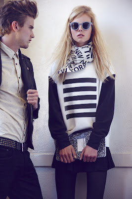 punk fashion, wylie hays model, forever 21 ad campaign, rj king