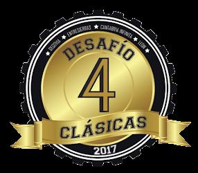 General Desafío 4Clásicas 2017