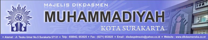 SD Muhammadiyah 3 Surakarta