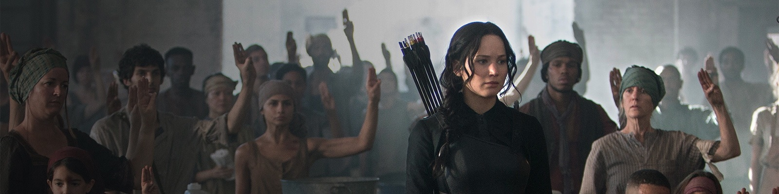 Jennifer Lawrence | The Hunger Games: Mockingjay - Part 1