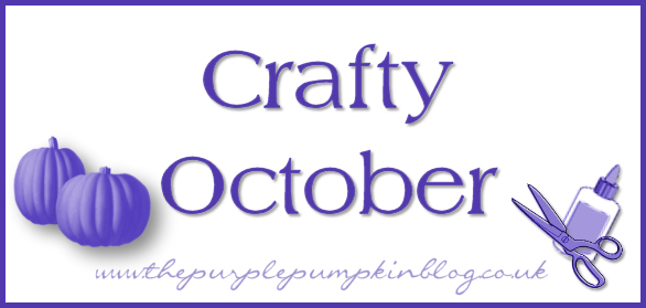Crafty October at The Purple Pumpkin Blog
