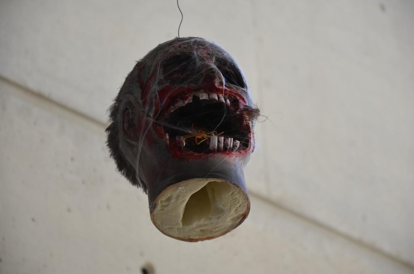Cabezas de Halloween