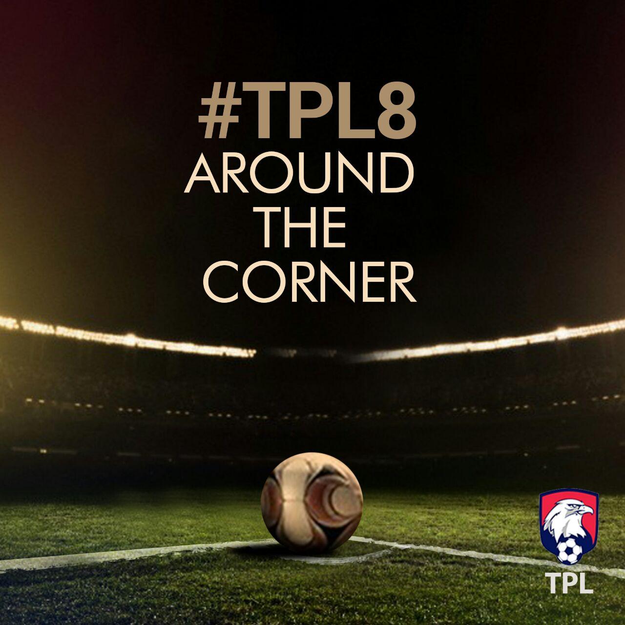 Anticipate #TPL8