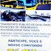Vereador José Silva Céo , convida população para 1° votação da licitação do transporte público de Itabuna
