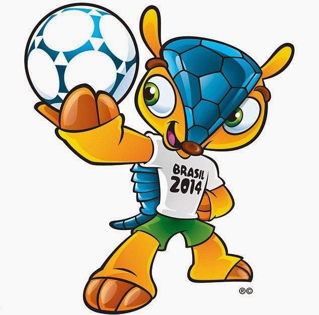 Linh vật World Cup 2014 tại Brazil