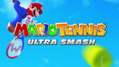 Mario Tennis Ultra Smash de Wii U, videojuegos
