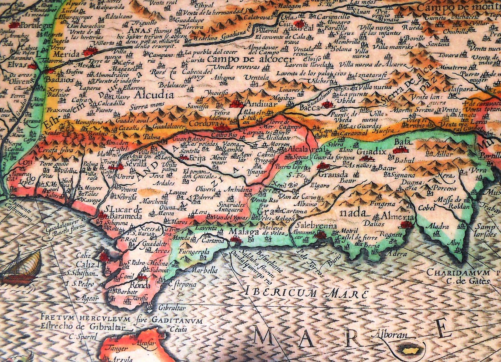 Reino de Granada, 1633