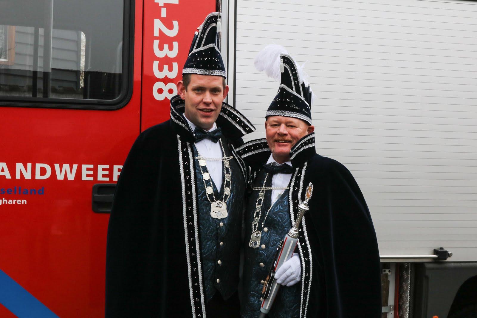 Prins Marinus 1e en Adjudant Stef 2017 / 2018: