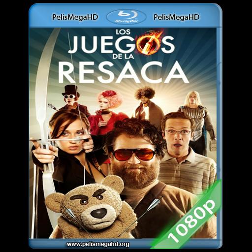 LOS JUEGOS DE LA RESACA (2014) FULL 1080P HD MKV ESPAÑOL LATINO