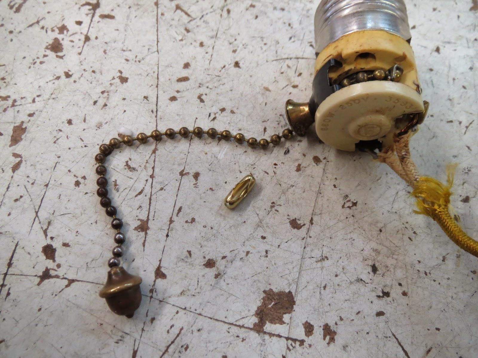 Lamp Parts And Repair Lamp Doctor Brass Table Lamp Pull