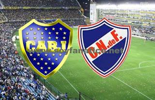 Revancha Boca Juniors vs Nacional Copa Libertadores 2013