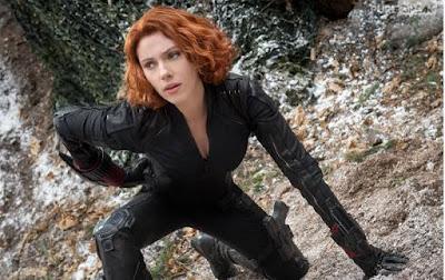 Scarlett Johansson pode ganhar filme solo