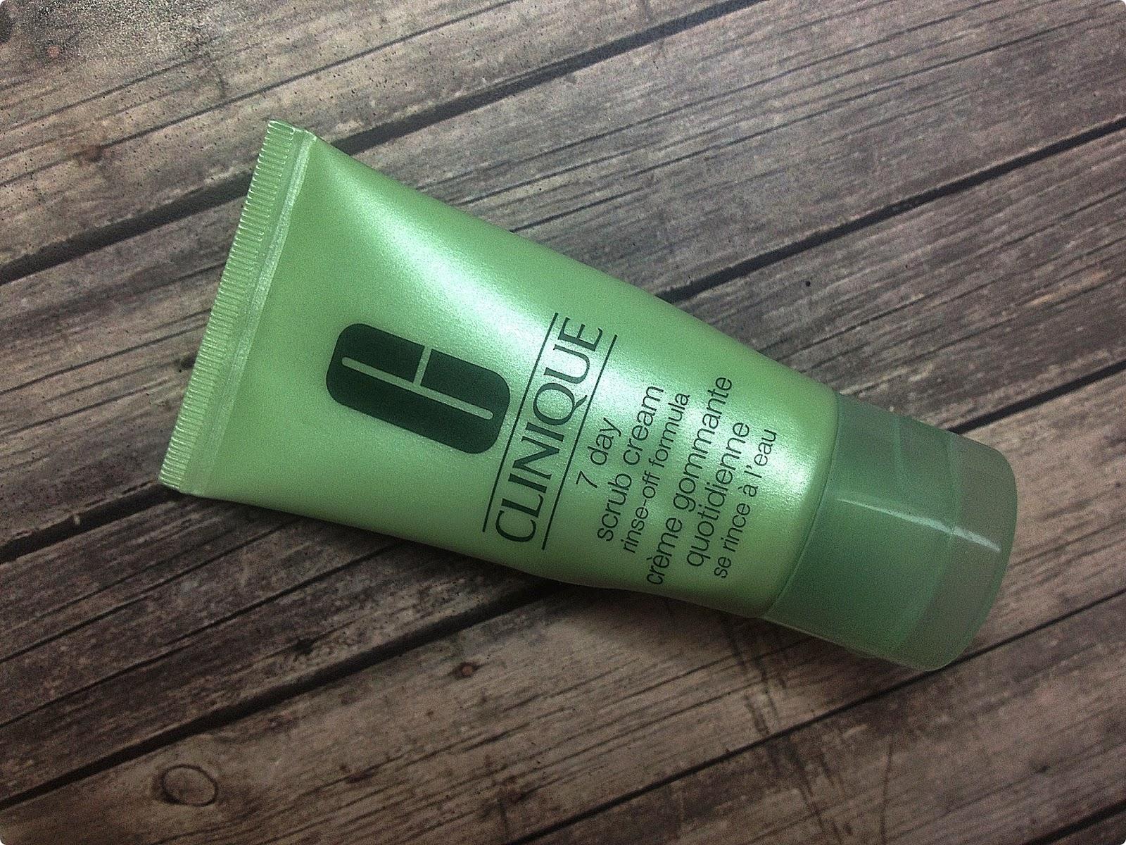 7 Day Scrub Cream Rinse-Off Formula, Clinique