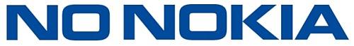 No Nokia Logo