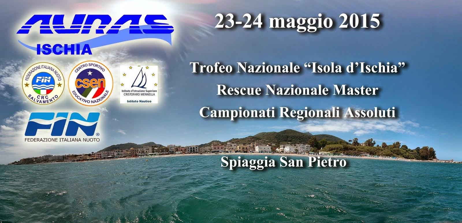 """Trofeo Nazionale """"Isola d'Ischia"""""""