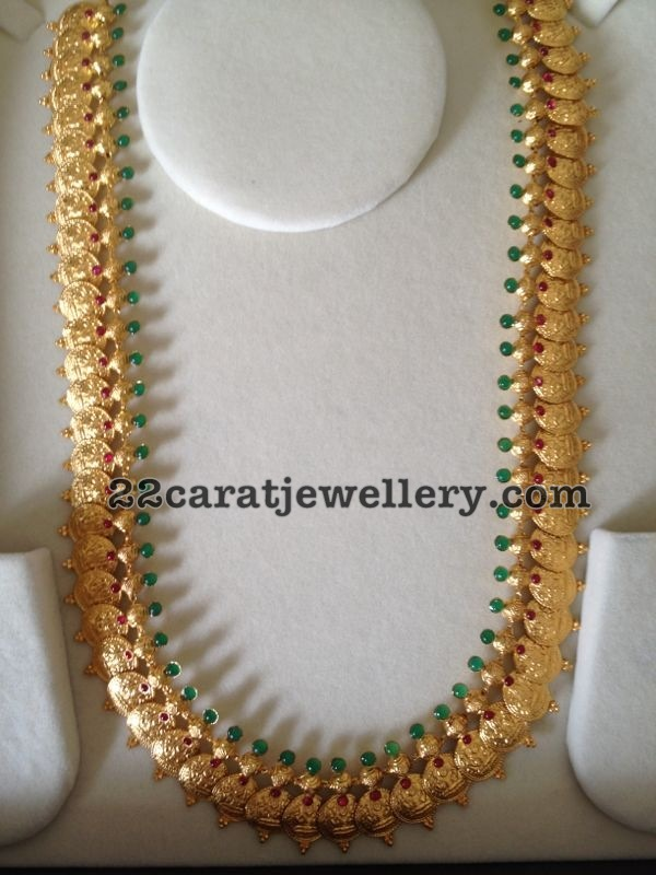 Traditional gold necklace designs in 10 grams - Clamart