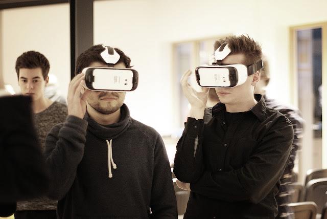 Auf nach Hamburg zum LVL UP VR-Event von 7mobile.de | Wir tauchen mal in die Virtuelle Realität ein