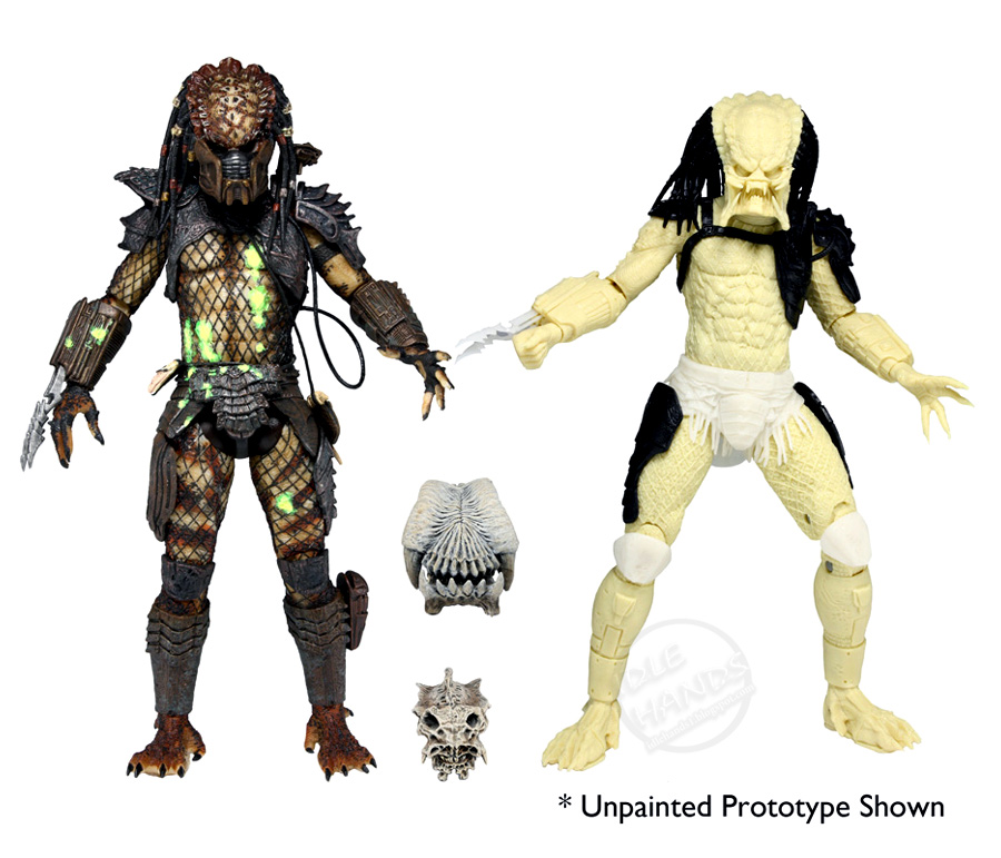 Predator Toys R Us : Idle hands more toys r us neca action figure exclusives