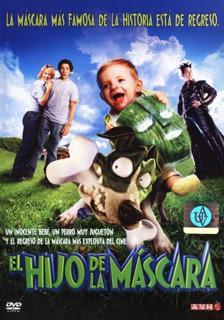 descargar El Hijo De La Mascara – DVDRIP LATINO