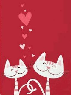 Tarjetas San Valentín para Imprimir