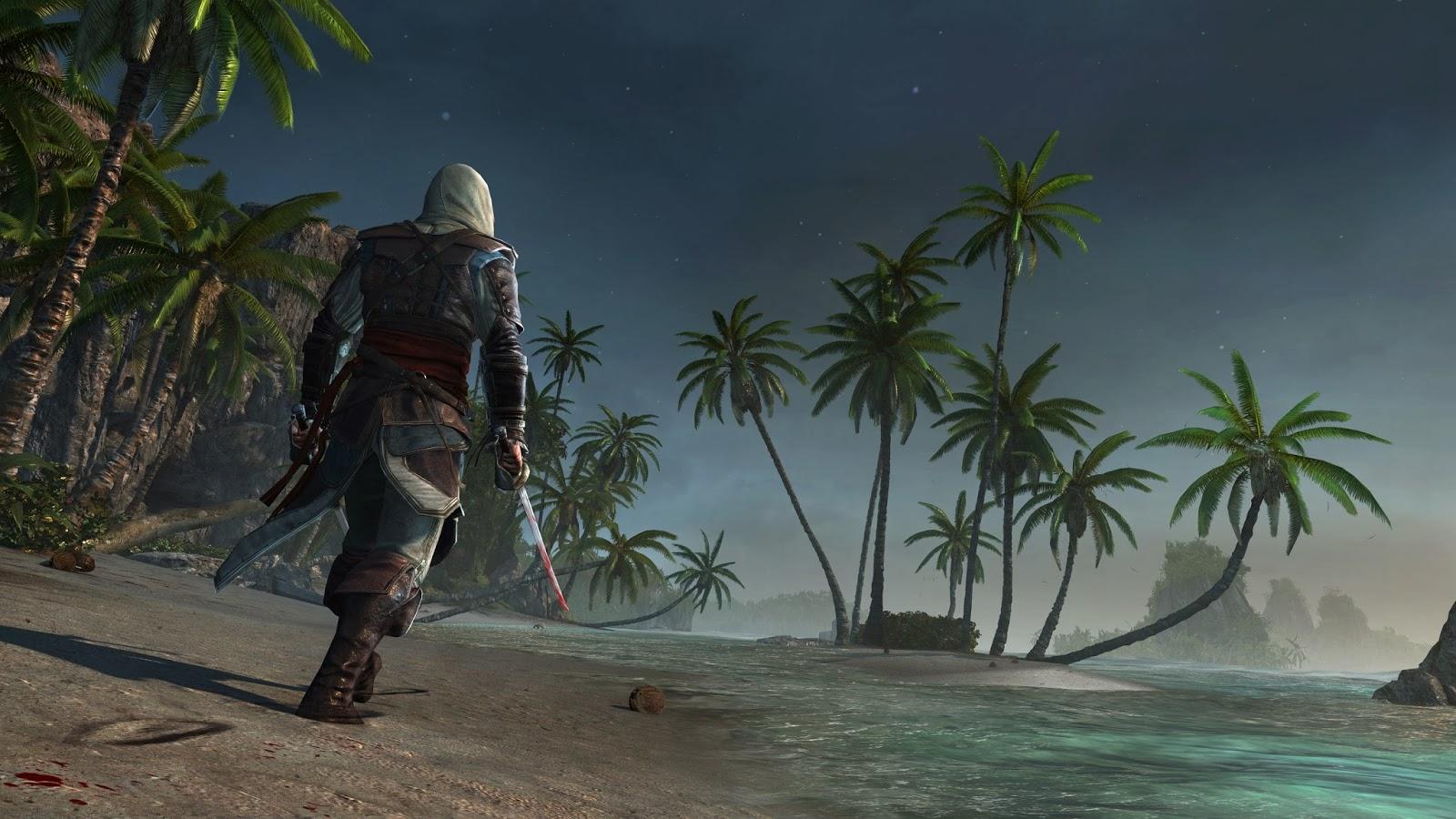 Yeni : Assassin's Creed 4: Black Flag Full Tek Link Oyun İndir