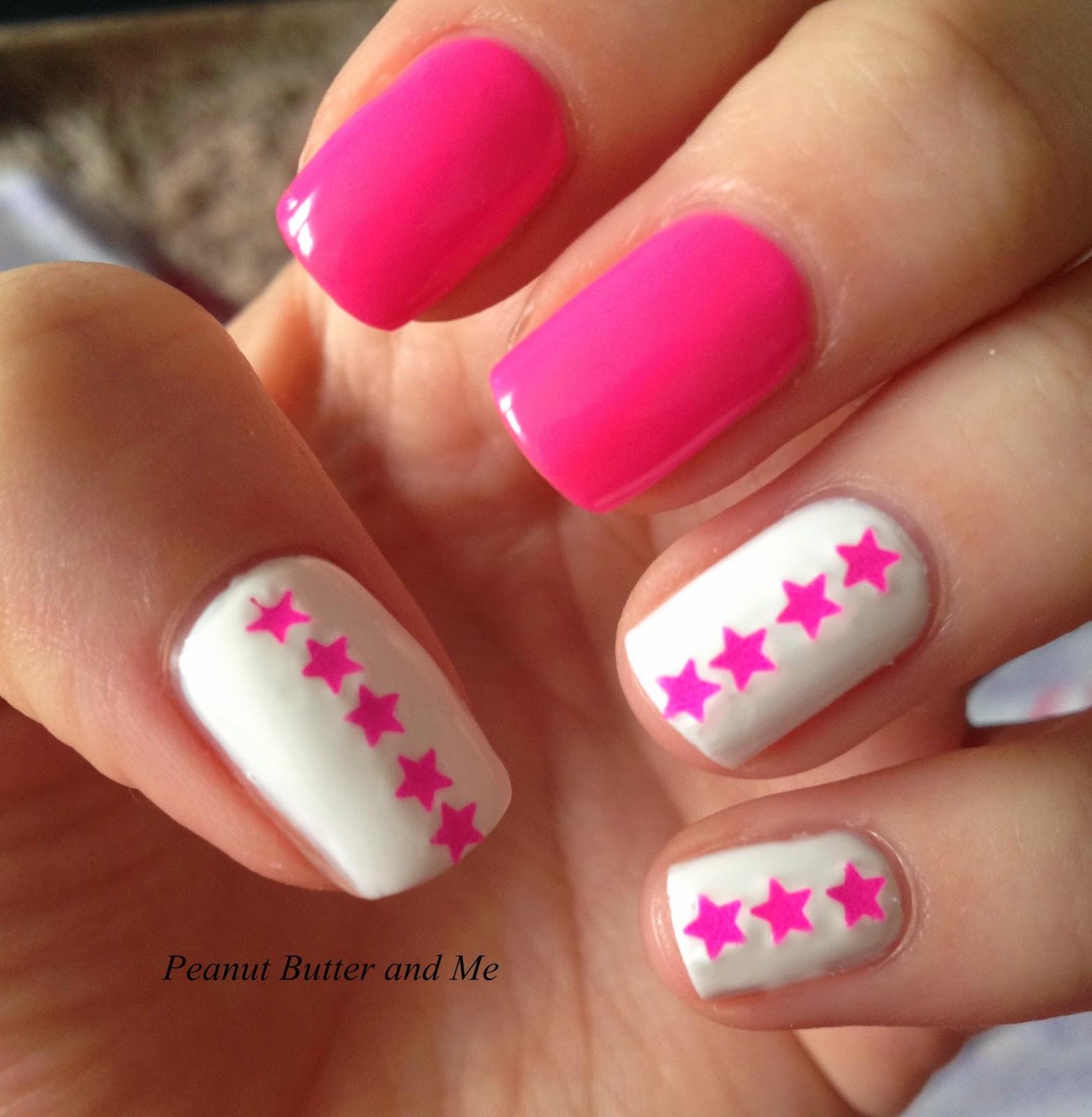 Essie Blanc Stars
