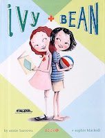 bookcover of IVY + Bean by Annie Barrows