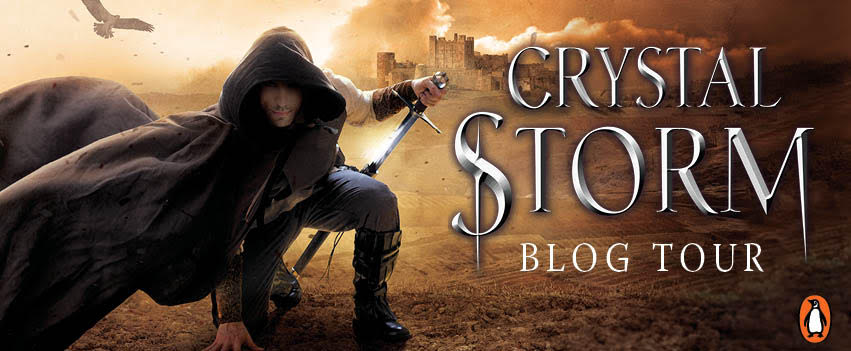Blog Tour: Crystal Storm