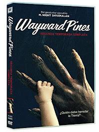 """""""WAYWARD PINES"""" (Segunda temporada) """" (2016, Fox)"""