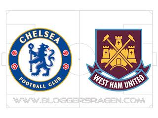 Prediksi Pertandingan West Ham United FC vs Chelsea FC