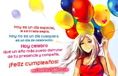 feliz cumpleaños para enviar
